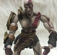 ares art - PLAY ARTS PA to ares kratos inch doll can begin to do model