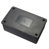 Wholesale New ABS Plastic Electronics Enclosure or Project Box Black x6 x4cm Waterproof
