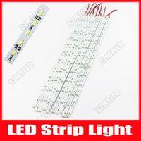 Cheap Wholesale-Super Bright Hard Rigid Bar light DC12V 50cm 36 led SMD 5630 Aluminum Alloy Led Strip light Home Kitchen Cabinet Lamps 5pcs lot