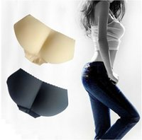 Wholesale One piece trace invisible Bottom underwear hip pants abundant buttocks Ms padded pants fake ass hip