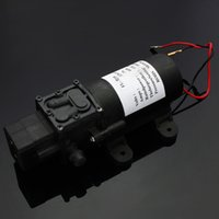 Wholesale Solid PSI V L Min High Pressure Diaphragm Water Self Priming Pump W For RV MARINE BOAT CARAVAN order lt no track