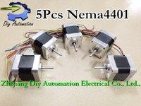 Wholesale CE certification lead Nema17 Stepper Motor motor Nema motor BYGH A HS4401 motor for CNC XYZ