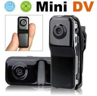 Wholesale Mini DV DVR Sports Video Camera Spy Cam MD80 DC x480 Helmet Camera Action Camcorder