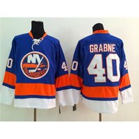 american apparel jersey - Hottest Ice Hockey Jerseys Islanders NO Michael Grabner Blue American Hockey Apparel Winter Hockey Jersey for Men American Hockey Wears