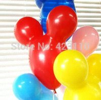 pa speaker - Minnie mouse birthday party supplies MICKEY RED MINNIE MOUSE ears LATX balloons mouse speaker mouse genius