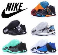 basket - Nike Kyrie Inferno Effect Basketball Shoes Men Basketball Trainers Kyrie Tie Dye basketball sneaker size