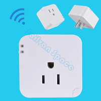 Wholesale 2014 New Product Wifi Smart Plug Smart Home Remote Control Switch Wireless WIFI Plug Smart Socket Phone APP SV003439