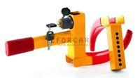 trailer wheel lock - Wheel Tire Copper Lock Clamp Parking Boot Anti Theft for Boat Trailer Car SUV ATV RV