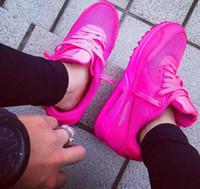 Free shipping 2015 womens 87 90 maxs pink sneakers Girls Brand Walking