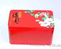 oolong tea - Gift Tin package bags Fresh Shuijingui tea Reduce Weigt Dahongpao Tea Wuyi Oolong Weight loss Promotion Food CYY06