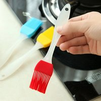 Wholesale Silicone Cooking Tools bbq Brush High Temperature Resistant Silicone Oil Brush