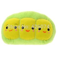 Wholesale Original Tsum Tsum Toy Story Peas in a Pod Plush Toys Kawaii Stuffed Cartoon Pillow Kids Cushion For Children Gifts