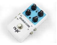 Wholesale Hot sale NUX Chorus Core Guitar Effects Pedal Tone Lock Preset Function True Bypass Design Guitar Accessories