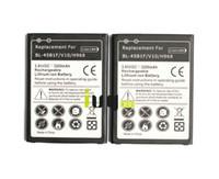 battery bak - 2pcs mAh BL B1F Rechargeable Replacement Lithium ion Battery For LG V10 H968 H961 BAK Batteries Batteria Batterij Batterie