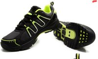 Wholesale Special men and women sports shoes new men and women casual cycling shoes bicycle lock shoes