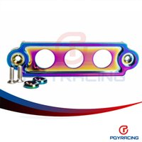 Wholesale PQY STORE NEO CHROME Battery Tie Down for Honda Civic Integra S2000 EK EJ EG DC2 PQY BTD71CR