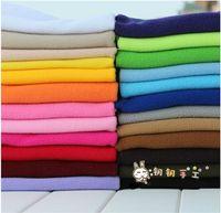 Wholesale Manual Fleece Flannel material cm DIY Doll Fabrics Plush Photography Background cloth