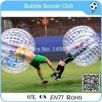 Cheap Wholesale-Free Shipping 100% TPU 1.5m Inflatable Bumper Ball ,Human Hamster Ball,Loopyball ,Bubble Soccer,Bubble Football,Zorb Ball