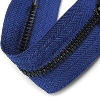 Wholesale gun metal zipper