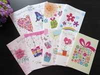 best handmade cards - Stock Creative Handmade Greeting Cards Birthday Gift Cards Congratulation Card Best Wishes Cards