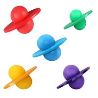 balance exercises for children - Hot Sale New Arrival Sport Toy Fitness Bouncing Yoga Ball Jumping Exercise Balance Plateform Ball Powerball For Child Adult