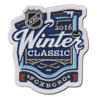 Wholesale 2016 NHL Winter Classic Logo PatchThis is the patch for the NHL Winter Classic as worn by the Montreal Canadiens Boston Bruins