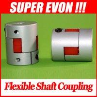 Wholesale 10pcs mm to mm aluminium flexible shaft coupling Plum coupling coupler Diameter mm Length mm D25 L30 MB0014
