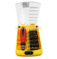 Wholesale High Quality Screwdriver Set in Repair Tools Kit Precision For Mobile Phone PC Tablet Computer Watch repair tool set