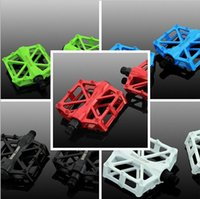 Wholesale 2015 Top Selling Ultralight Bike Bicycle Pedals Mountain Bike Pedal MTB Road Cycling Alloy Aluminum Pedal Drop Shipping zxc