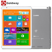 Wholesale Original Teclast X98 Air G Tablet PC Intel f bit inch Retina IPS x1536px GB Ram GB Rom MP WCDMA GPS