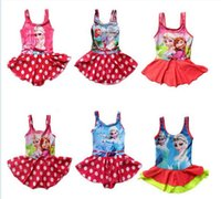 Cheap frozen dress raincoat Best Childrens Swimwear