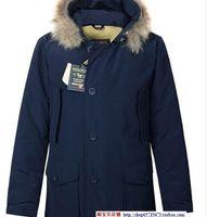arctic fox furs - Fall New Arrival Wool rich brand men s Arctic winter down jacket male fox fur collar warm coat waterproof parkas