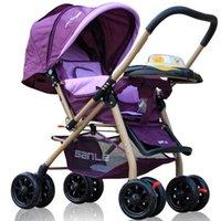 Wholesale Sanle baby stroller car child hadnd baby car baby car umbrella light folding
