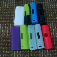 Wholesale Colorful topbox mini w Silicone for topbox mini starter kit Protective Case Fit Kangertech E Cigarette Rubber Sleeve Protective Cover