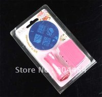 beauty image salon - in Nail Art Stamp Image Plate Stamping Template Scraper Diy Beauty Salon Nails Kit Assorted Plates Product