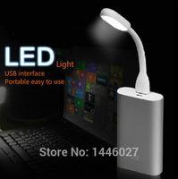 Wholesale USB lamp Ultra Bright W LEDs for Notebook Computer Laptop PC Portable led light Flexible metal Neck LED USB light foldable
