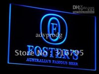 australia beer - a014 b Foster s Australia Beer Bar Pub Neon Light Signs