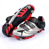 Wholesale Santic Cycling Shoes Male Professional MTB Cycling shoes Bicycle Locking Shoes Ciclismo Zapatos