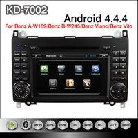 b dvd - NEW Pure Android A9 dual core G inch Capacitive Touchscreen Car DVD Player with Canbus For Benz A W169 B W245 Viano Vito