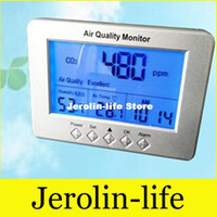 Wholesale Indoor Air Quality CO2 Monitor Detector Controller With Alarm Air Quality Alertor
