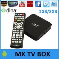 Wholesale Android Google TV box Dual core GB RAM full HD P flash wifi set top box GB NAND flash storage HDMI Ethernet n Wifi new