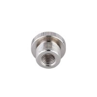 Wholesale Good Quality Metal quot Male to quot Female Screw Microphone Mic Stand Adapter Thread Screw order lt no track