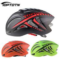 aerodynamics bike - 2015 Top Quality EPS PVC Helmet Safety Highway lightweight one piece aerodynamic bicycle helmet mountain bike riding helmet custom UNISEX