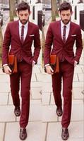 Cheap Handsome 2015 mens suits wedding suits For Groom   Groomsmen Tuxedos men wedding suits (Jacket+Pant+Tie) Groom Tuxedos Gentle Man