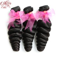 elites hair - Elites Hair quot quot Brazilain Virgin Hair extensions Loose wave Remy Human Hair Weave Mixed Length DHL