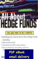 Wholesale All About Hedge Funds The Easy Way to Get Started by Robert Jaeger