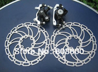 Wholesale Mechanical MTB Bike Bicycle Disc Brake Caliper Front Rear mm Rotor Zoom RS