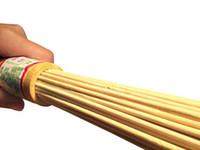 bamboo pat - Natural Bamboo Massage Hammer Stick Sticks Fitness Pat Environmental Health