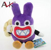 babies mario - Super Mario Stuffed Toy baby Plush Purple rabbit children Birthday Gifts High Quality Soft Boutique Toys