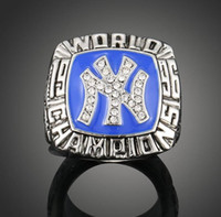 baseball fines - 1996 New York Major League Baseball Championship Rings Baseball World Champion Rings Vintage Men Jewelry Fine Classic Collection Jewelry